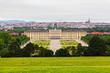 Schonbrunn palace in Vienna Austria.