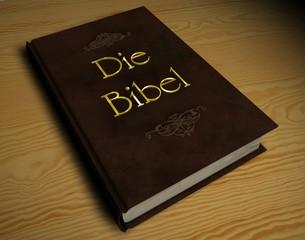 3D Buch - Die Bibel