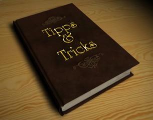 3D Buch - Tipps & Tricks