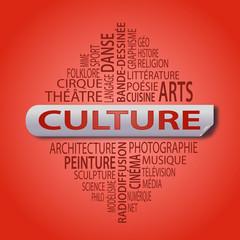 nuage de mots ; culture