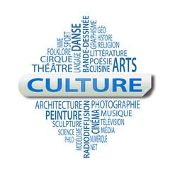 nuage de mots ; culture 2