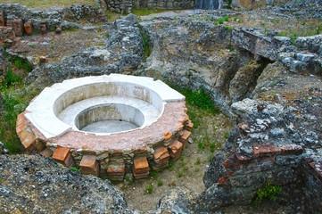 Römische Ausgrabungsstätte Conímbriga, Portugal