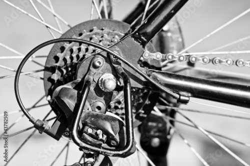 bicycle chain system