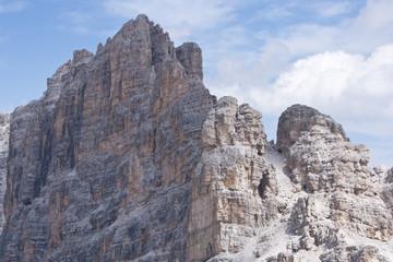 Dolomites, tofane