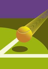 Victory Tennis Ball