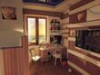 the interior a child's room