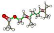 Geranyl acetate, a compound with fruity rose aroma