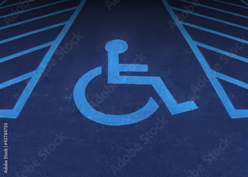 Handicapped And Disabled