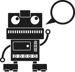 Robot Message
