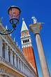 Venice, san marco square, architectural details