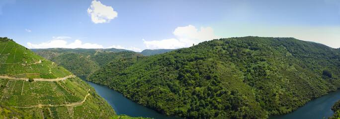 Los cañones del río Sil