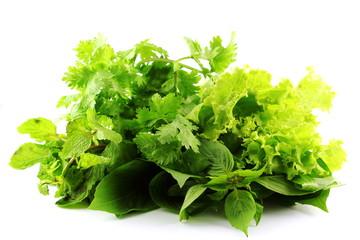 vegetable for thai food