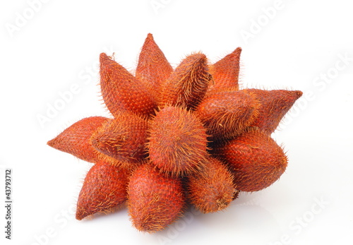 Zalacca or salak fruit