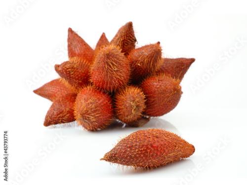 Zalacca or salak fruit