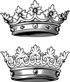 Two different crowns