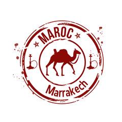 timbre Maroc