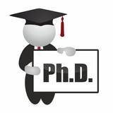 philosophiæ doctor - master degree - graduate poster