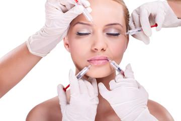 Facial care – Botox