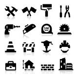 Fototapety Construction icon