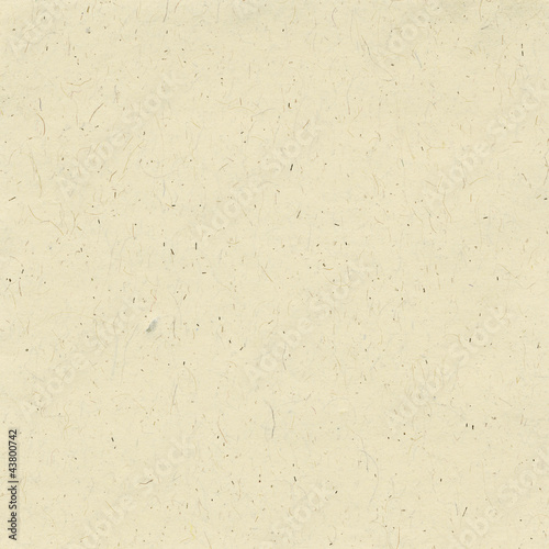 White handmade paper with pattern