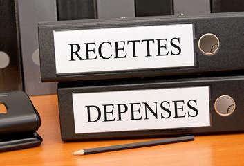 Recettes et Depenses