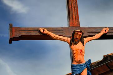 christianisme,jésus sur la croix,religion