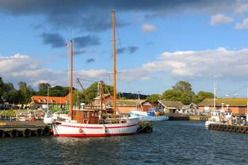 Hafen Mön
