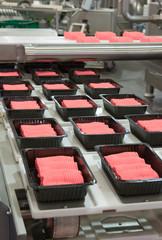 Industrielle Lebensmittelproduktion