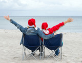 Weihnachten am Meer - Christmas at the Beach
