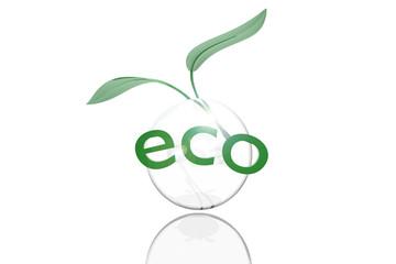 Icono de producto ecológico