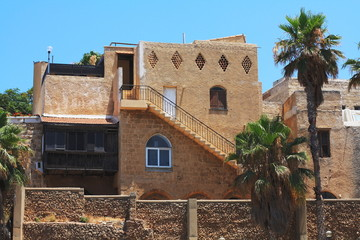 House in Old Jaffa