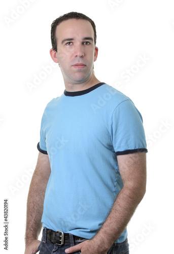 Half Body Portrait