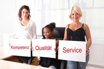 Kompetenz, Qualität & Service