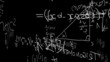 Mathematical and Physical formulas floating in 3D space  You can
