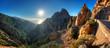 Leinwandbild Motiv Calanques de Piana - Corse du Sud