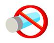 vector icon cigarette
