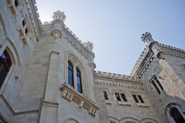 Catello di Miramare, Trieste