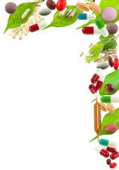phytothérapie, médecine douce