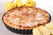 gourmet apple pie