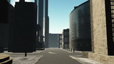 Metropolis - 3D animation poster