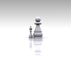 Chess 3D - Metaphor