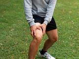 Knieschmerzen nach dem Joggen