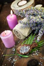 Réglage Lavender spa