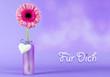 Eine Blume für Dich