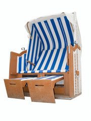 beach chair striped