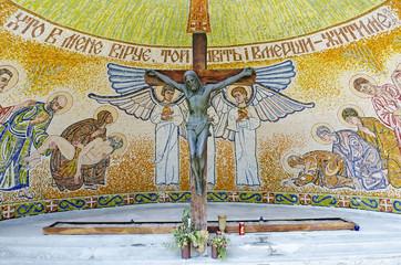 Chapel-monument