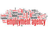 employment agency poster