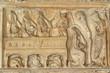 Bas-relief, Cloître d'Elne