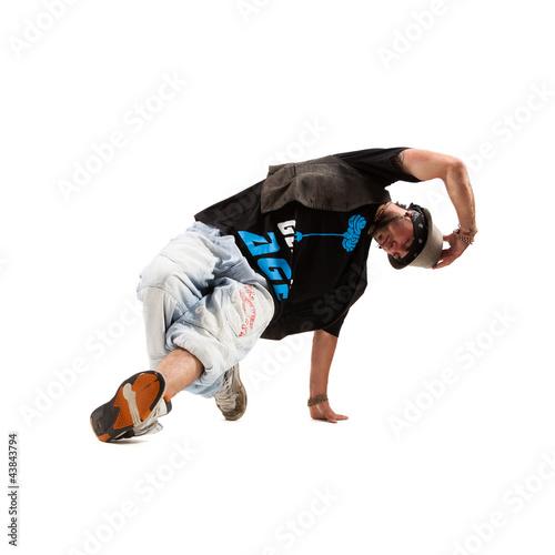 Hip-Hop Tänzer