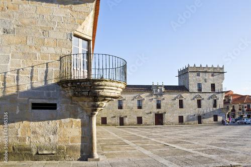 Palacio de Fefiñanes en Cambados - 43845336